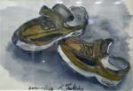 福井忠彦「私の靴」