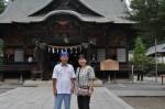 歴史深い秩父神社へ参拝